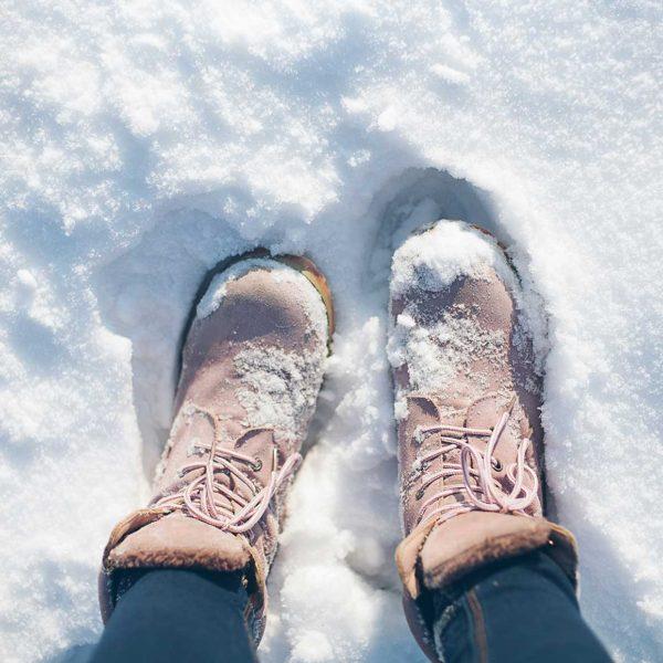足元の「冷え」と基礎断熱