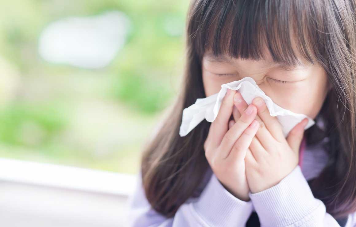 原因は、ダニが原因のアレルギーかも?!